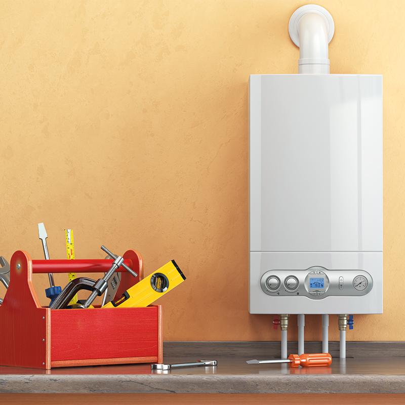 Condensing Boiler Service