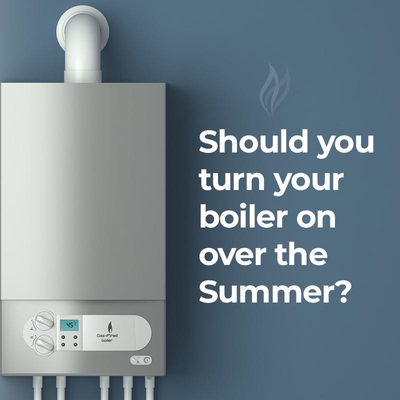 Boiler Summer Image