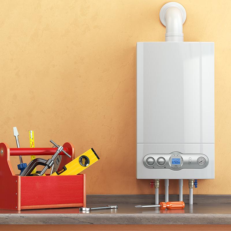 regular boiler service